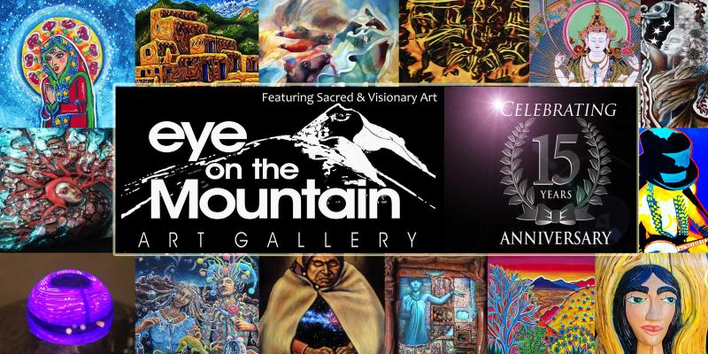 Eye on the Mountain 15th Anniversary, 15yrs of Eye on the Mountain Art Gallery