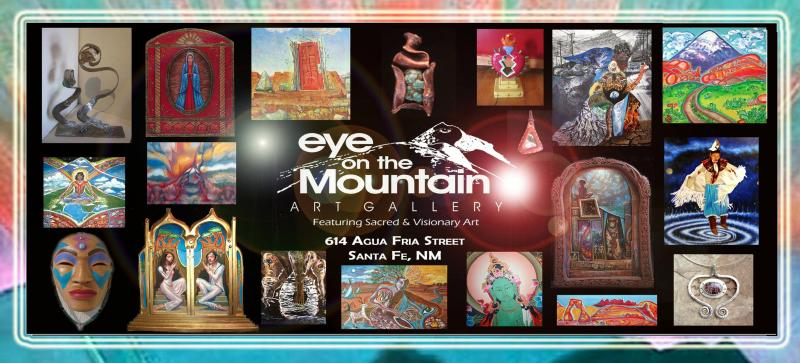 Eye on the Mountain, Art Gallery, Santa Fe, Art, Collectors, Patrons, Gallery