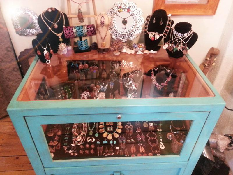 Gifts, Jewelry, Earrings, Necklace, Bracelets, Turquoise, Eye on the Mountain